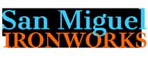San Miguel Ironworks Logo